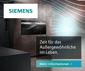 Siemens Banner Möbel kallert